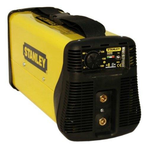 Soldadura Inverter Stanley 460180 - Equipo (160 A)